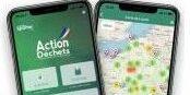 Action déchets avec le SIRTOM sud-Francilien